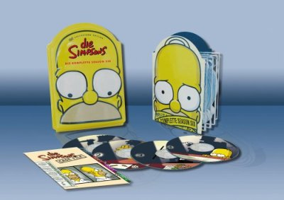 Simpsons-Box Staffel 6