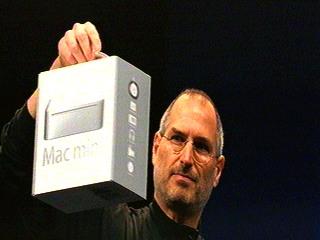 Mac Mini Übergabe :-)