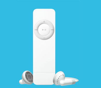 Der neue iPod Shuffle