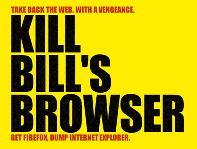 Kill Bills Browser!