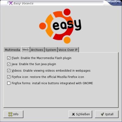 EasyUbuntu