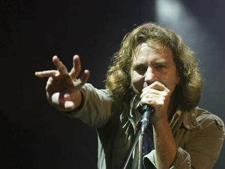 Eddi Vedder