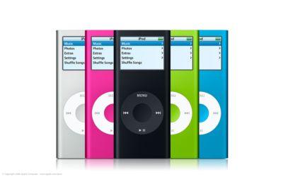 Der neue iPod nano