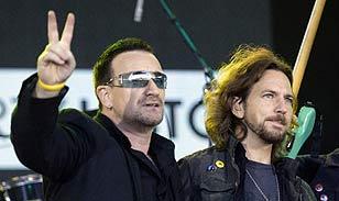 Bono und Eddi