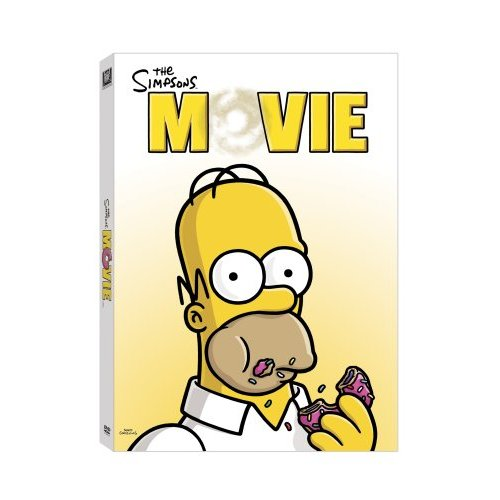 Simpsons: Der Film - Die DVD