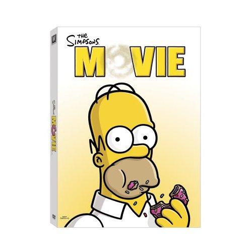 Simpsons: Der Film - Die DVD